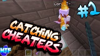 Minecraft PS4/PS3 RECKONING FACTIONS - CATCHING CHEATERS! [Ep.2] - COREY...COREY..COREEEEEEY!