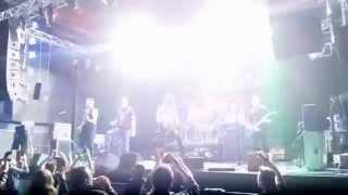 SPARZANZA - The Contract (Live)