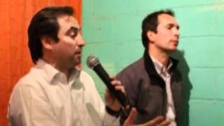 Mestre explicó su plan de gobierno a vecinos de Barrio Hogar 3