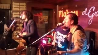 Dirt River Radio - All my friends (El Gran Café - León- / 2014/10/27)