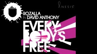 Rozalla feat. David Anthony - Everybody's Free (Cover Art)
