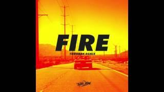 Justice - Fire (ThrObak Remix)