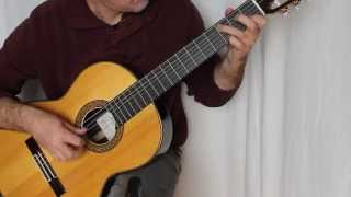 Bach - Musette - Guitar Cover - Classical Guitar