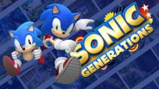 Sonic Generations 3DS [OST] - Boss: Big Arm width=