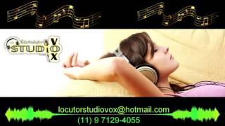 Vinheta Rádio Evangélica - Rádio Gospel