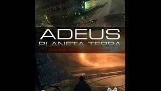 ADEUS PLANETA TERRA  - Contos de ficção cientifica
