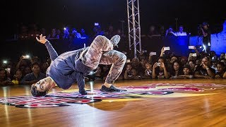BC One Brazil Cypher: Rato VS Snoopy | Semifinal