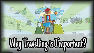 Why Traveling Is Important