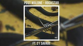 Post Malone x Nickelback - rockstar (REMIX)