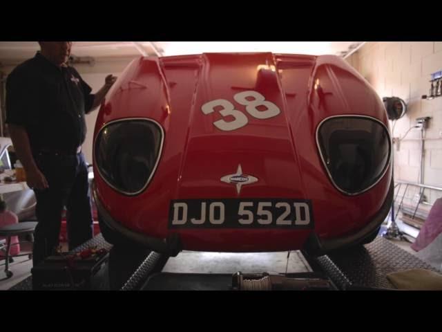1966 Marcos 1800 GT // Mike Denman