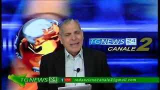TG NEWS 12 MARZO 2020 DTT 297
