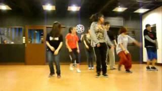 Neco's Choreography  Willow Smith - Whip My Hair