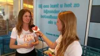 L'Oréal Citizen Day 2015 Voedselbank Haarlemmermeer