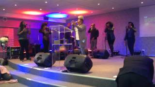 Prophetic Flow-Maranda Willis@LGTG Johannesburg,South Africa