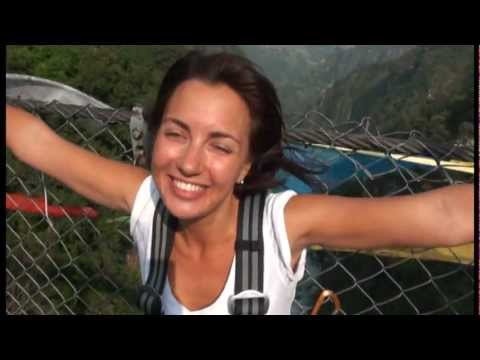"My first bungy jump: "" Screw It, Let's Do It!"""