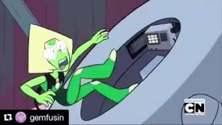 Peridot Freak out Montage