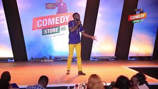 Alex Muhangi Comedy Store(UMA) - Mc MARIACHI Money