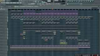 [FLP] - Diogo Piçarra - 90 [Instrumental Remake FL Studio 11]