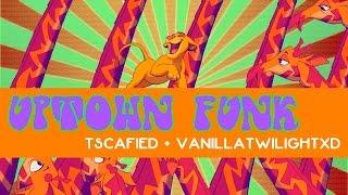 Animash | Uptown Funk | Collab w. VanillaTwilightXD