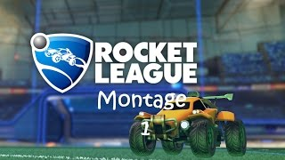 Bonfire- A rocket league montage (SMR)