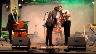 Twangsters - woohoo (the rock-a-teens) - live