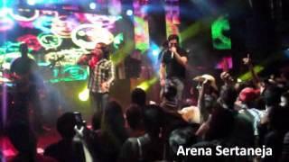 Show Carlos e Jader - Bebi pra esquecer - Arena Sertaneja/RO