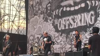 The kids aren't alright (Live) - The Offspring