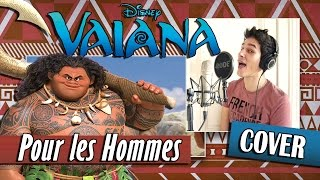 ☆ [Cover] Pour les Hommes - Vaiana / Moana (Beastboy)