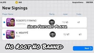 Hack Featured Player Permanently  • Pes 2019 Mobile