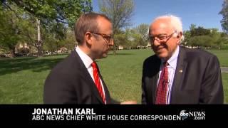 Bernie Sanders Folk Dancing (VIDEO)
