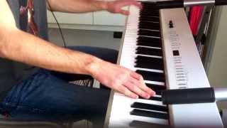 Hoodoo (HAARP Version) - MUSE Piano Cover