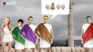 Rádio Comercial | Mixórdia de Temáticas - Os Gregos e o Caracol, de Ricardo Araújo Pereira