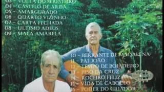 Madrugada e Seresteiro 01 - Amarga lembrança