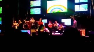Part 5 grupo musical Nova Som band nas festas sr aflitos ladroeira Bairros 2016