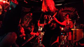 Age of Ares Band  - Gutted (Live from Amsterdam)