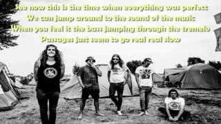 STICKY FINGERS - AUSTRALIA STREET (Lyrics)