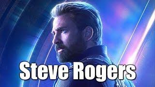 Avengers: Infinity War - Captain America's Journey (Tribute) [HD]