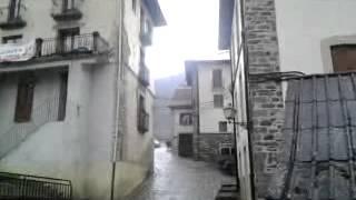 La lluvia y los rayos en la intriga