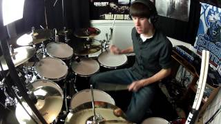 Clouds by Zach Sobiech - Drum Cover