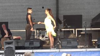 Natalia Stępniowska Radosław Kutyła (Just Dance Stalowa Wola)