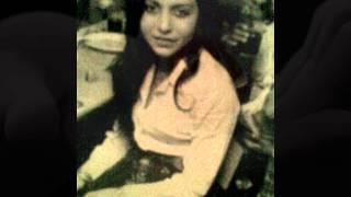 Mi padre y madre cuando eran jovenes.