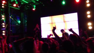 Dragonette - Hello (I've just came to say) LIVE