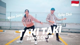 Ranz and Niana - Taki Taki Dance Cover by Cake and Melin from Indonesia