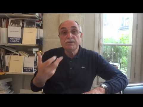 Vid�o de Paul Fournel