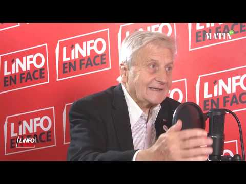 Video : L'Info en Face avec Jean-Claude Trichet