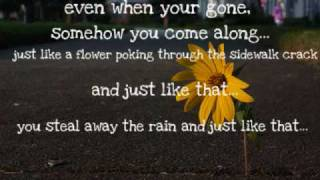 Smile by Uncle Kracker with Lyrics