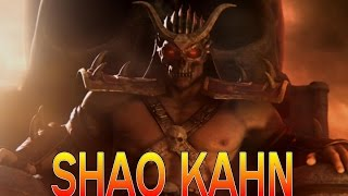 Mortal Kombat: Shao Kahn - King of Kings