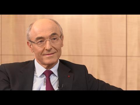 Résultats annuels 2016 : Interview de Benoît Potier, PDG d'Air Liquide