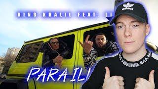 🍍 x KUKU: KING KHALIL feat. LIL LANO - PARA ILLEGAL (PROD.BY B.O BEATZ) Reaction/Reaktion