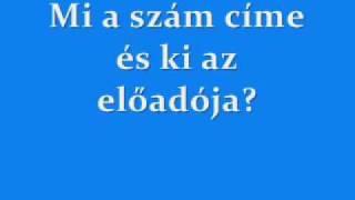 MusicDaily Verseny - Szám 6